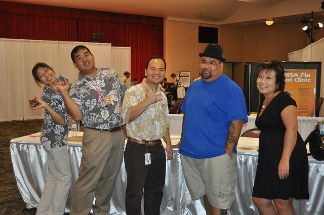 Mix It Up Hawaii! 2010 Seniors' Fair: The Good Life (@HMSAflu) Episode XXI