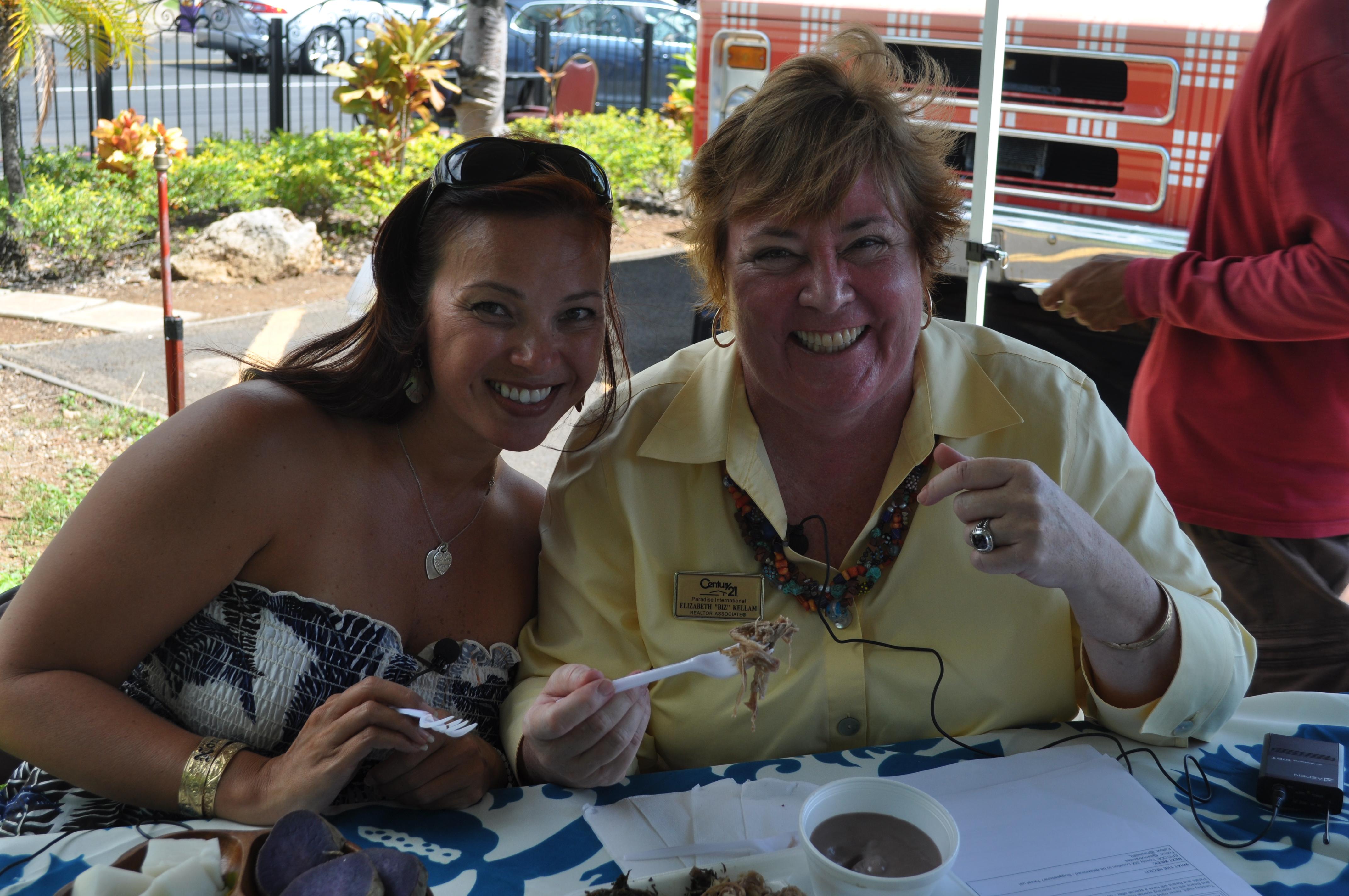 Mix It Up Hawaii! Haili's Backyard Luau – Ep XXV