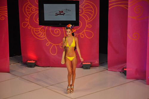 Splash Hawaii Swimsuits at Shop a Le'a Ala Moana Center Fashion Show #shopalea