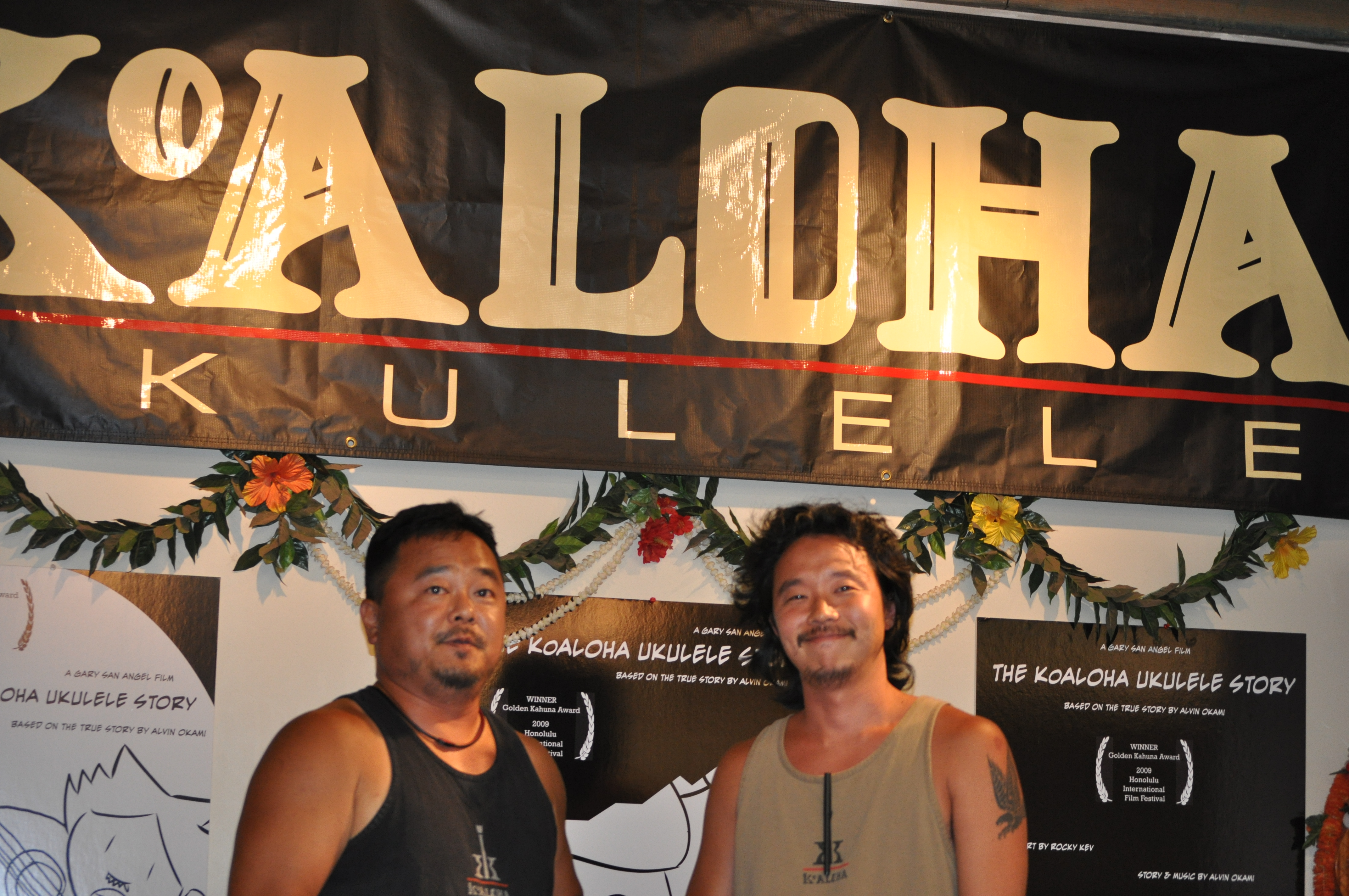 KoAloha Mai – Guests: Ken Yuen (@bayviewminiputt) and Lori Okami (@bstronglivelong)  – Episode 1 (3/29/11)
