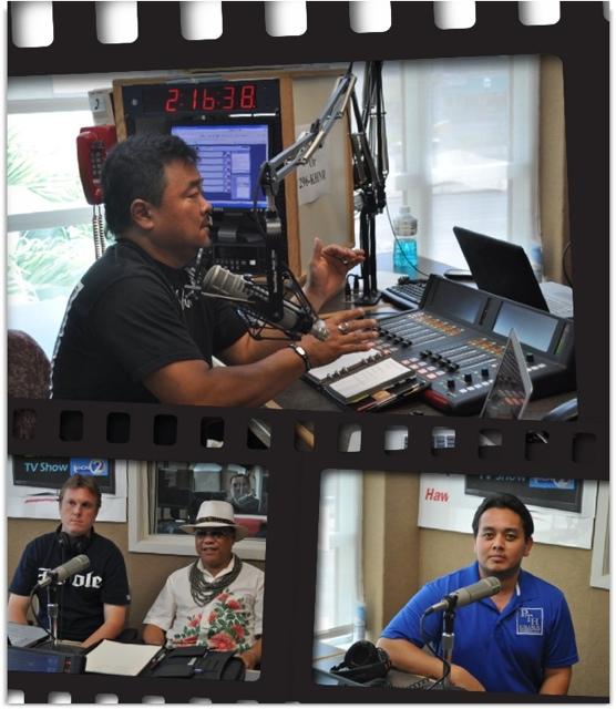 Kaleo O Kalihi LIVE! (@koalohauke @cutswood @herbohtajr) Saturday, May 28, 2011 at 2:00pm HST