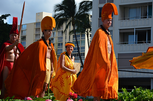 Recorded Live: 2011 Aloha Festivals Floral Parade from The Hawaii Prince Hotel (@AlohaFstvls @PrinceWaikiki)
