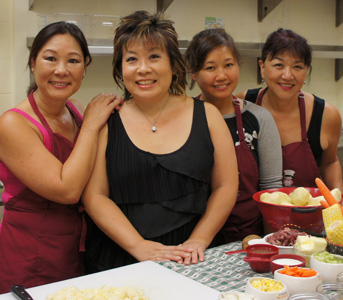 Melissa Visits with the Three Ladies of 3 Ladles (@3ladles @melissa808)