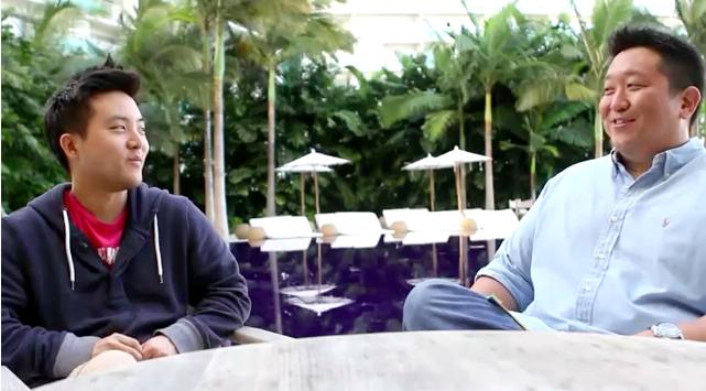 Nonstop Honolulu interview with David Choi (@nonstophonolulu @honhiguy)