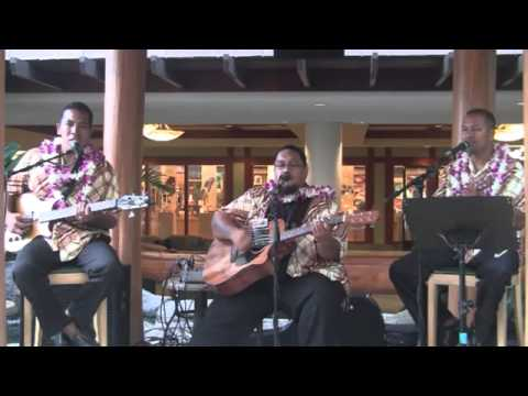 Na Pali Trio at Kani Ka Pila Grille at the Outrigger Reef on the Beach Recorded Live on September 12, 2013 (@outriggerreef)