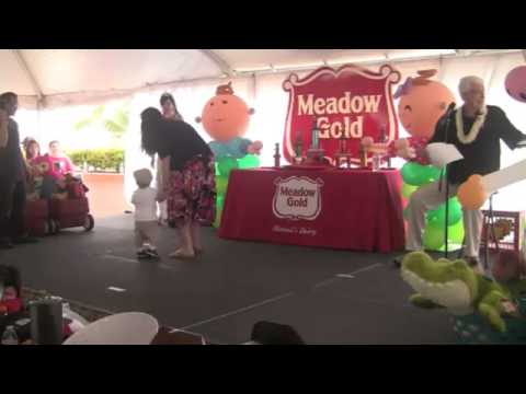 60th Annual Meadow Gold Dairies Healthy Baby Contest Finals – Recorded on 9/29/2013 (@meadowgoldhi @alamoanacenter)