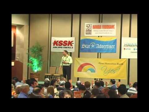 Hawaii Foodbank Food Drive Kickoff Breakfast Recorded live on January 29, 2014 #HIFoodbank