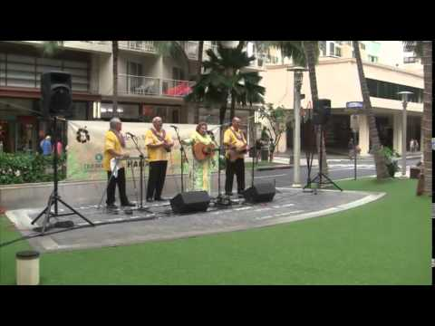 Na Mele No Na Pua Sunday Showcase with Ku'uipo Kumukahi at Waikiki Beach Walk Recorded live on February 23, 2014 (@waikikibeachwlk)