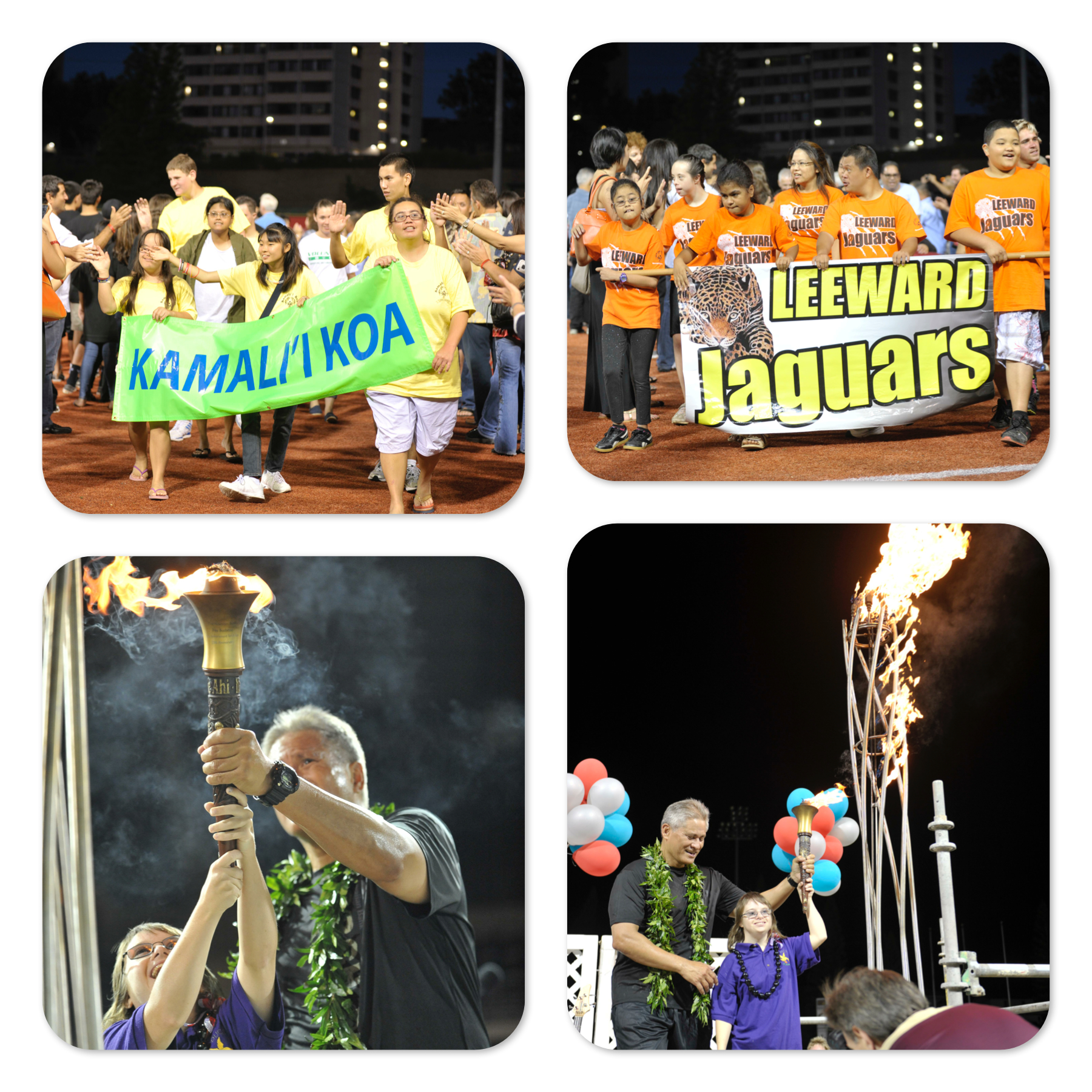 46th Annual Special Olympics State Summer Games' Opening Ceremonies Recorded Live on May 30, 2014 (@sohawaii)