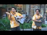 Na Mele No Na Pua with Ho'okena Live at Waikiki Beach Walk on 2/21/2016 (@waikikibeachwlk) #outriggermele #outriggermusic