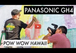 Panasonic vlogging camera at POW WOW 2016 | Hawaii Video Blog (@beradstudio)