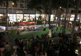 Recorded Live: Gabby 'Pops' Pahinui Statue Unveiling at Waikiki Beach Walk on 5/26/17