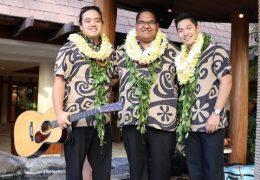 LIVE: Na Mele No Na Pua featuring Keauhou at Waikiki Beach Walk on 7/23/2017 from 5:00pm to 6:00pm HST (@waikikibeachwlk)